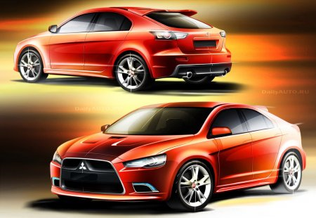 Mitsubishi Lancer X 1.5 AT S80